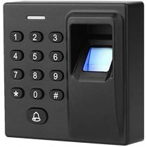 FINGERPRINT ACCESS CONTROLLER WITH KEYPAD
