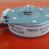 PM42S-048-SZA0 MOTOR STEPPER 42MM 7.5DEG